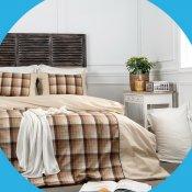 Ντύστε το κρεβάτι σας