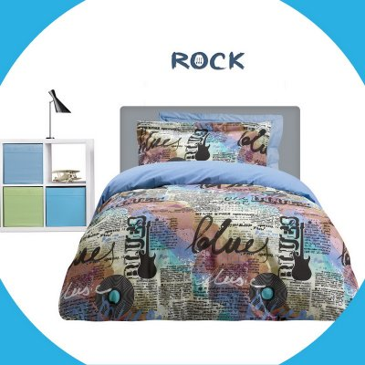 Ντύστε το κρεβάτι του