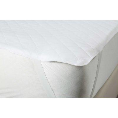 Επίστρωμα Διπλό Καπιτονέ 150x200 - Nima Home - Abbraccio - με λάστιχο στις 4 γωνίες | Επιστρώματα - Καλύμματα Προστατευτικά | DressingHome