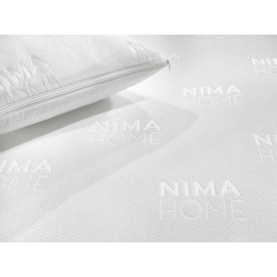 Επίστρωμα Ημίδιπλο Αδιάβροχο Jacquard 120x200+30 - Nima Home - Abbraccio | Επιστρώματα - Καλύμματα Προστατευτικά | DressingHome
