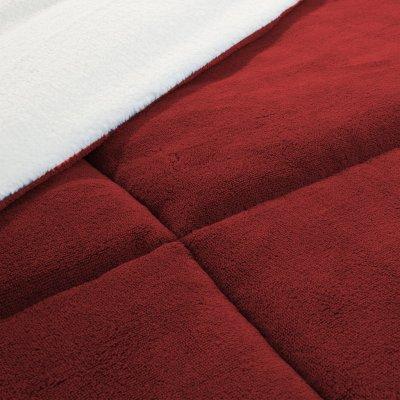 Κουβερτοπάπλωμα Υπέρδιπλο 220x240 - Viopros - Ανκορά - Μπορντώ | Κουβερτοπαπλώματα | DressingHome