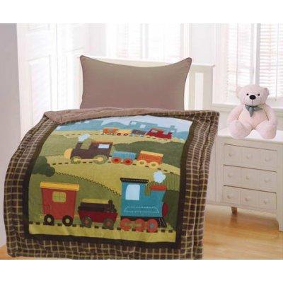 Κουβερτοπάπλωμα Κούνιας 105x140 - Viopros Junior - Baby Quilt Blanket - 4501 | Μεμονωμένα Παπλωματάκια | DressingHome