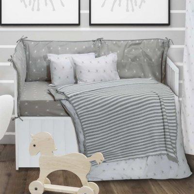 Κουβέρτα Αγκαλιάς / Λίκνου Πλεκτή 70x100 - Greenwich Polo Club - Essential - 2946 | Κουβερτούλες | DressingHome