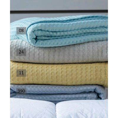 Κουβέρτα Υπέρδιπλη Waffle - Πικέ 230x240 - Kentia - Soho - 390 | Κουβέρτες | DressingHome