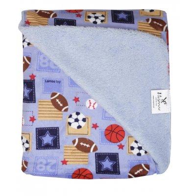 Κουβέρτα Μονή 155x220 - Viopros Junior - Kids & Baby Blankets - 72 | Κουβέρτες | DressingHome