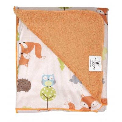 Κουβέρτα Μονή 155x220 - Viopros Junior - Kids & Baby Blankets - 73 | Κουβέρτες | DressingHome