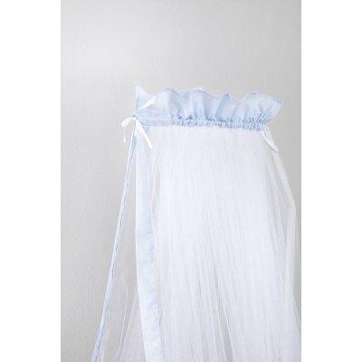 Κουνουπιέρα Κούνιας 180x550 - Nima Kids - Nappy - Blue | Κουνουπιέρες | DressingHome