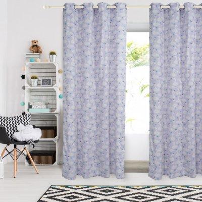 Κουρτίνα Έτοιμη με κρίκους 140x260 - Das Home - 2141 | Κουρτίνες | DressingHome