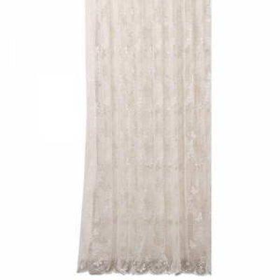 Κουρτίνα με τρέσα 140x270 - Viopros Junior - Δανδέλα - Πεταλούδες Εκρού | Κουρτίνες | DressingHome