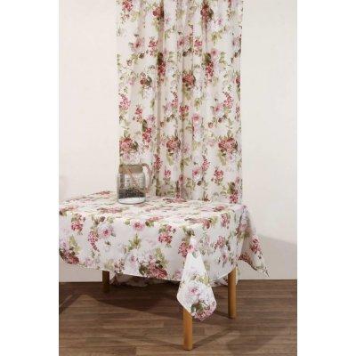 Κουρτίνα με τρέσα 140x270 - Viopros - Λονέτα Ισπανίας - Ελίζα | Κουρτίνες | DressingHome