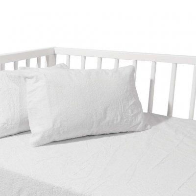 Ζεύγος Καλύμματα Μαξιλαριών Βρεφικά Αδιάβροχα Φροτέ 30x40 - Das Baby - Relax Line - 1061 | Καλύμματα Μαξιλαριών | DressingHome