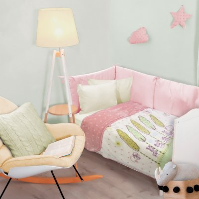Κουβέρτα Κούνιας Βελουτέ 110x140 - Das Kids - Blanket Line - 6592 | Κουβερτούλες | DressingHome