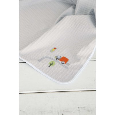 Κουβέρτα Κούνιας Πικέ 110x140 - Nima Kids - BeepBeep | Κουβερτούλες | DressingHome