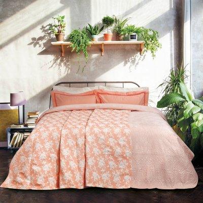 Κουβέρτα ζακάρ Υπέρδιπλη Πικέ 230x250 - Das Home - Blanket Line - 0413 | Κουβέρτες | DressingHome