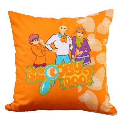 Μαξιλάρι με γέμιση 40x40 - Warner Bros By Viopros Junior - Scooby Doo - 10 | Μαξιλάρια Διακοσμητικά | DressingHome
