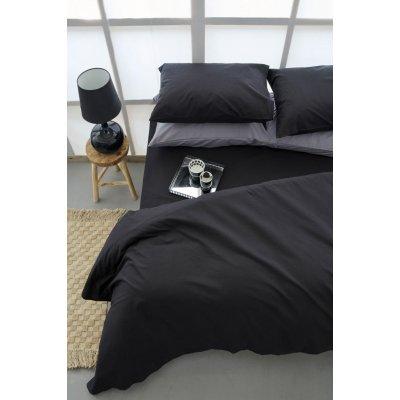 Μεμονωμένο Σεντόνι Μονό / Ημίδιπλο 170x260 - Palamaiki - Etoile - Black   Μεμονωμένα Σεντόνια   DressingHome