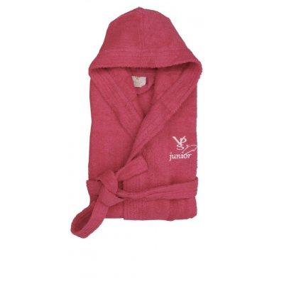 Μπουρνούζι Νο 6-8 Ετών - Viopros Junior - Τζέσι - Φούξια | Μπουρνούζια | DressingHome