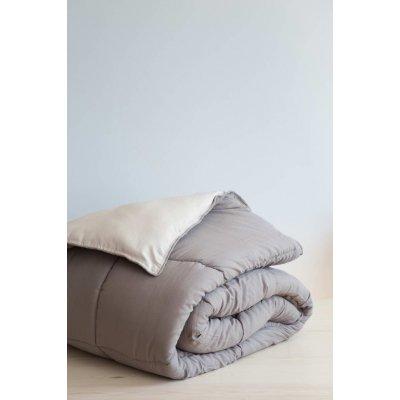 Πάπλωμα Υπέρδιπλο 220x240 - Nima Home - Abalone - Beige / Brown | Μεμονωμένα Παπλώματα | DressingHome