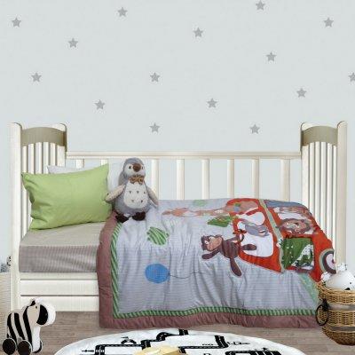 Πάπλωμα Κούνιας 110x150 - Das Baby - 6437 | Μεμονωμένα Παπλωματάκια | DressingHome