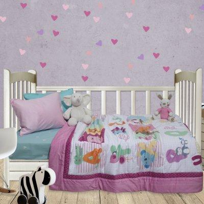 Πάπλωμα Κούνιας 110x150 - Das Baby - 6438 | Μεμονωμένα Παπλωματάκια | DressingHome