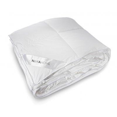 Πάπλωμα Μονό 160x220 - Nima Home - Goose - Πούπουλο Χήνας | Μεμονωμένα Παπλώματα | DressingHome