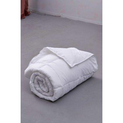 Πάπλωμα Μονό 160x240 - Palamaiki - White Comfort - Stripe Microfiber | Μεμονωμένα Παπλώματα | DressingHome