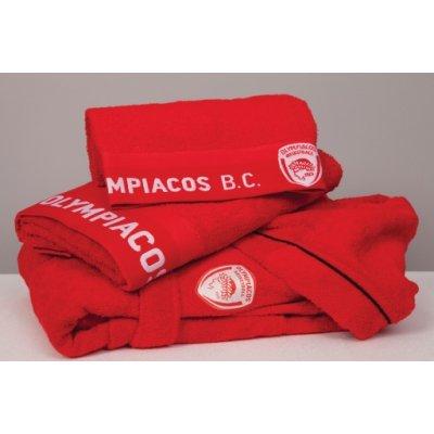 Πετσέτα Προσώπου 50x100 - Palamaiki - Olympiacos Official Licenced - BC 1925 | Πετσέτες | DressingHome