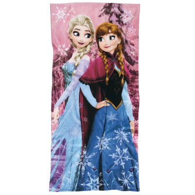 Πετσέτα Θαλάσσης 70x140 - Das Baby - Cartoon Line Prints - Frozen 5821 | Πετσέτες | DressingHome