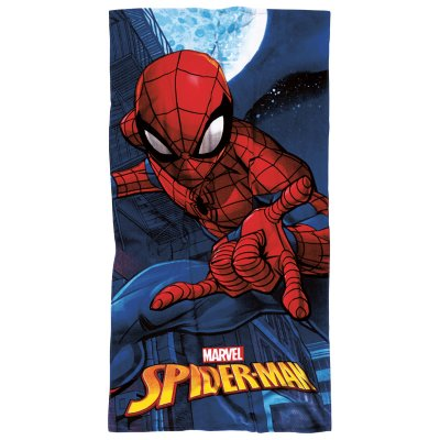 Πετσέτα Θαλάσσης 70x140 - Das Baby - Cartoon Line Prints - Spiderman 5817 | Πετσέτες | DressingHome