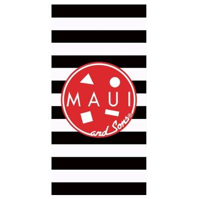 Πετσέτα Θαλάσσης 75x150 - Das Baby - Cartoon Line Prints - Maui 5829 | Πετσέτες | DressingHome