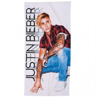 Πετσέτα Θαλάσσης 70x140 - Das Baby - 5806 - Justin Bieber | Πετσέτες | DressingHome