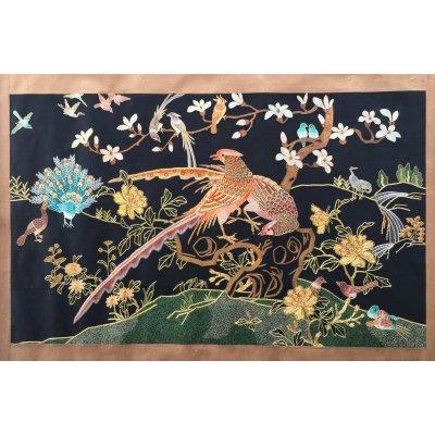 Πίνακας Διακοσμητικός χωρίς κορνίζα Κεντημένος Χειροποίητος 119x73 - DressingHome - Πανόραμα | Προσφορές - Σαλόνι Τραπεζαρία | DressingHome