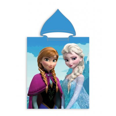 Πόντσο 50x115 - Viopros Junior - Frozen - 30 | Πετσέτες | DressingHome