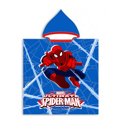 Πόντσο 50x115 - Viopros Junior - Spiderman - 30 | Πετσέτες | DressingHome