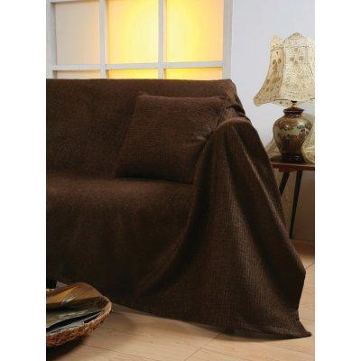 Ριχτάρι Διθέσιο 180x240 - AnnaRiska - 1300 - Brown / Καφέ | Ριχτάρια | DressingHome