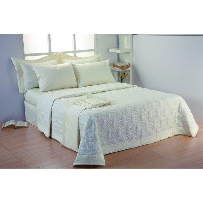 Σετ Νυφικό 7 τμχ 245x265 - Carven - 611 - Λευκό | Νυφικά Σετ | DressingHome
