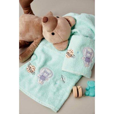 Σετ Πετσέτες 2 τμχ - Palamaiki - Kids Bath - ASTRONAUT | Πετσέτες | DressingHome