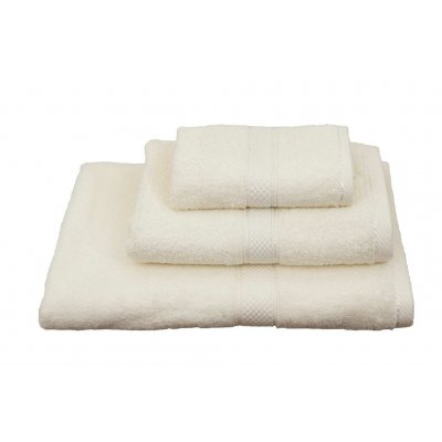 Σετ Πετσέτες 3 τμχ - Viopros - Classic - Εκρού | Πετσέτες | DressingHome