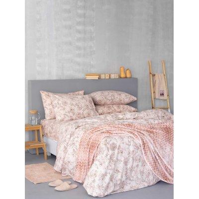 Σετ Σεντόνια Φανελένια 3 τμχ Μονά / Ημίδιπλα (Χωρίς Λάστιχο) 170x265 - Palamaiki - Flannel Beauty - FB0206 | Σετ Σεντόνια | DressingHome