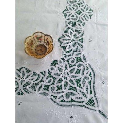 Σετ Τραπεζομάντηλο Ροτόντα κεντητό με 12 πετσέτες 225x225 - DressingHome - Baden Lace | Τραπεζομάντηλα | DressingHome