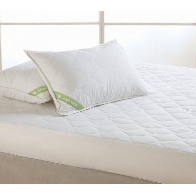 Ζεύγος Καλύμματα Μαξιλαριών Καπιτονέ 50x70 - Palamaiki - White Comfort - Dormibene Aloe Vera | Καλύμματα Μαξιλαριών | DressingHome