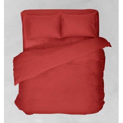 Ζεύγος Μαξιλαροθήκες 50x70 - Viopros - Basic - Κόκκινο | Μαξιλαροθήκες | DressingHome
