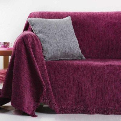 Ζεύγος Μαξιλαροθήκες Διακοσμητικές 45x45 - AnnaRiska - 1300 - Lilac / Λιλά | Διακοσμητικές Μαξιλαροθήκες | DressingHome