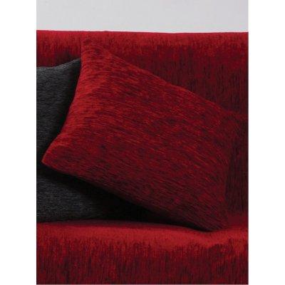 Ζεύγος Μαξιλαροθήκες Διακοσμητικές 45x45 - AnnaRiska - 1300 - Red / Κόκκινο | Διακοσμητικές Μαξιλαροθήκες | DressingHome