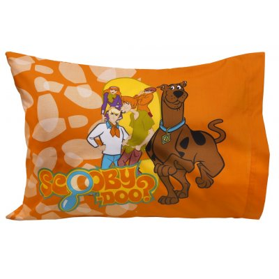 Ζεύγος Μαξιλαροθήκες 50x70 - Warner Bros By Viopros Junior - Scooby Doo - 10 | Μαξιλαροθήκες | DressingHome
